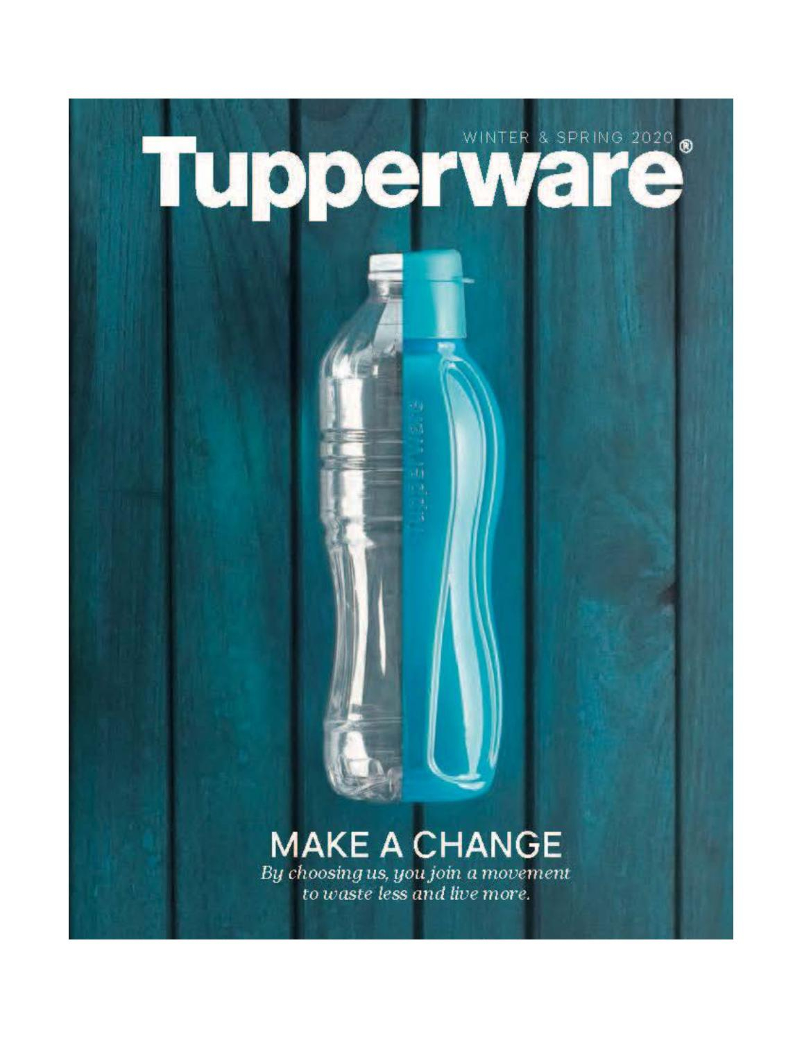 Tupperware Winterspring 2020 Catalog By Alicia Manning  Issuu within Tupperware Catalogue 2020