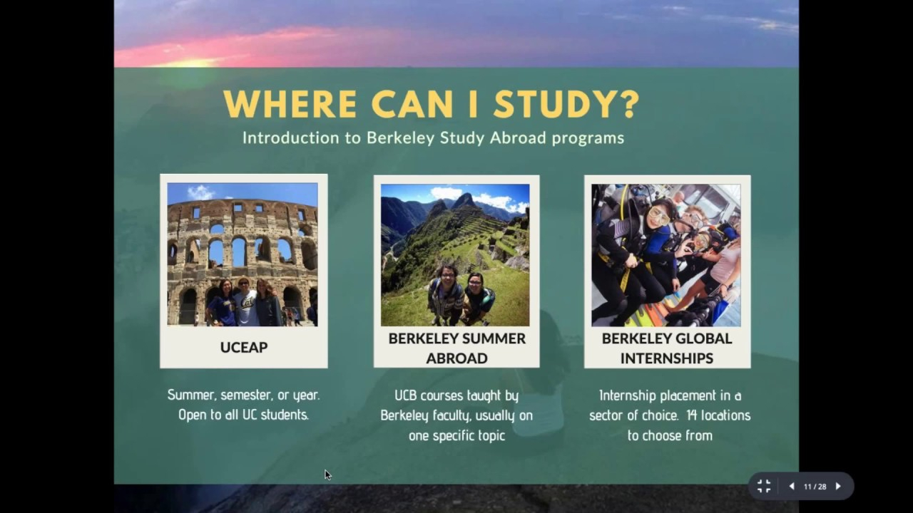 Uc Berkeley L&s Schedule Planning And Study Abroad with Uc Berkeley Pay Dates