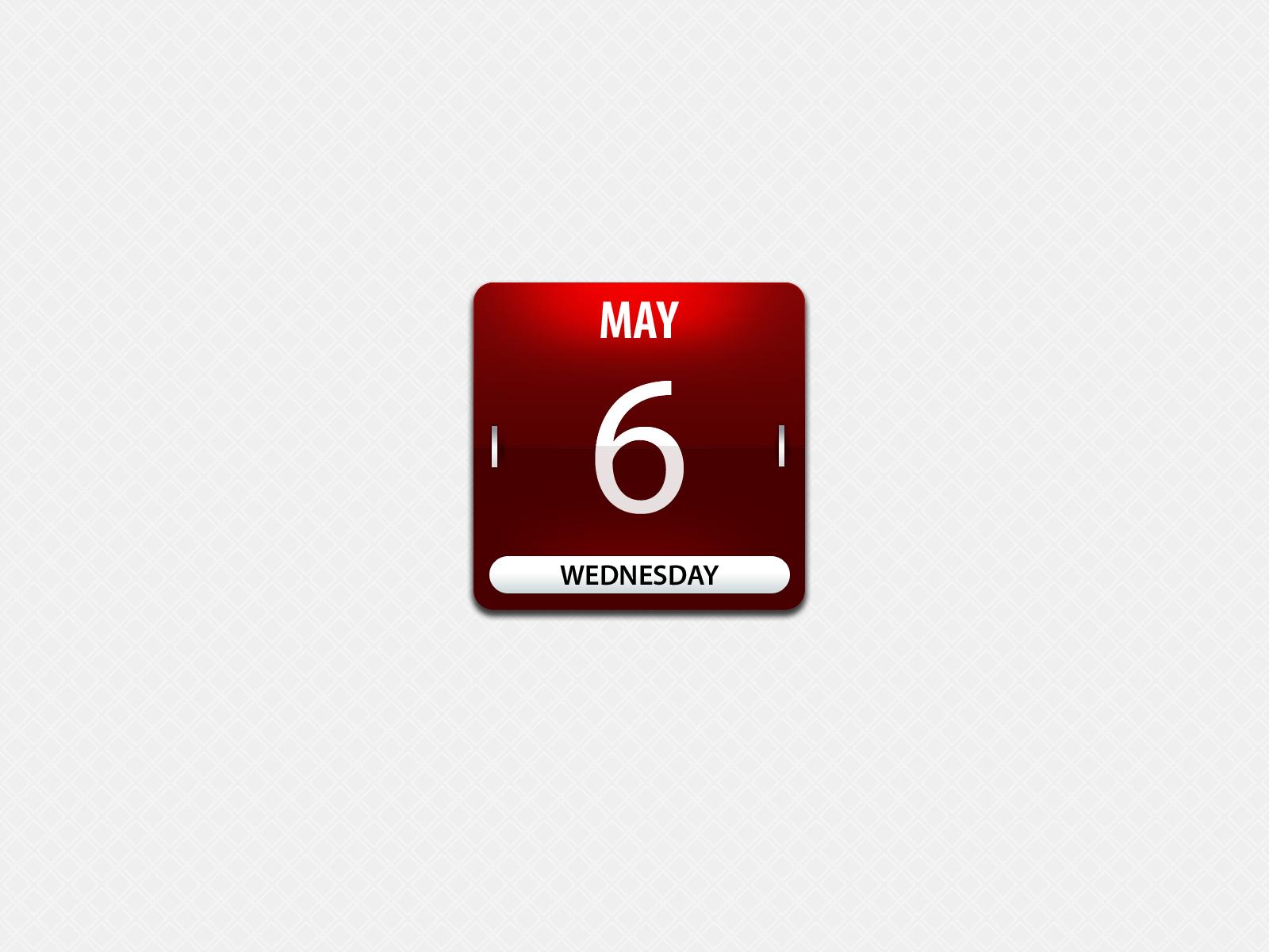Ui & Ux Designer Venu: Icons within Calendar Icon Psd