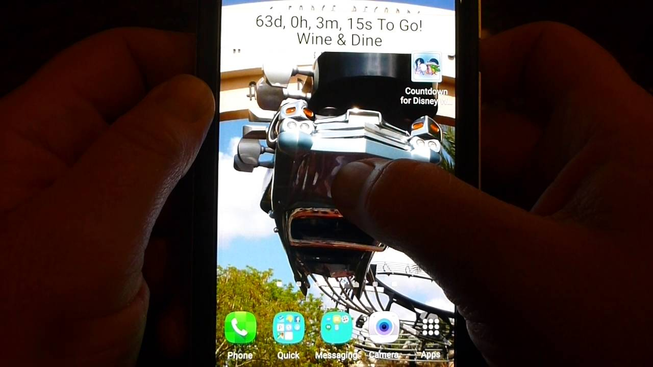 Unoffic Countdown 4 Disneywdw 26.0 Apk Download  Android with regard to Disney Countdown Widget