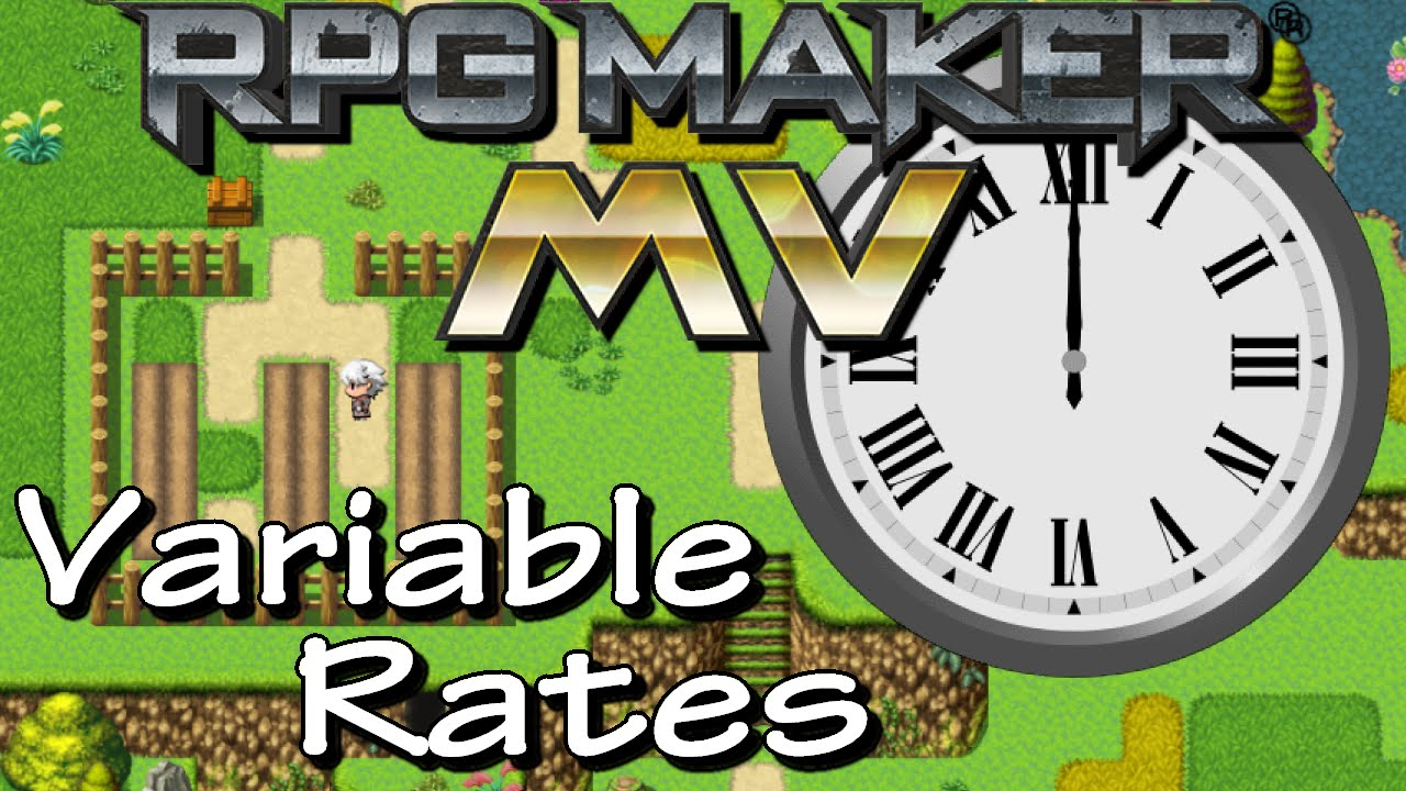 Variable Rates – Mv Plugin – Rpg Maker Mv Plugins for Rpg Maker Mv Clock