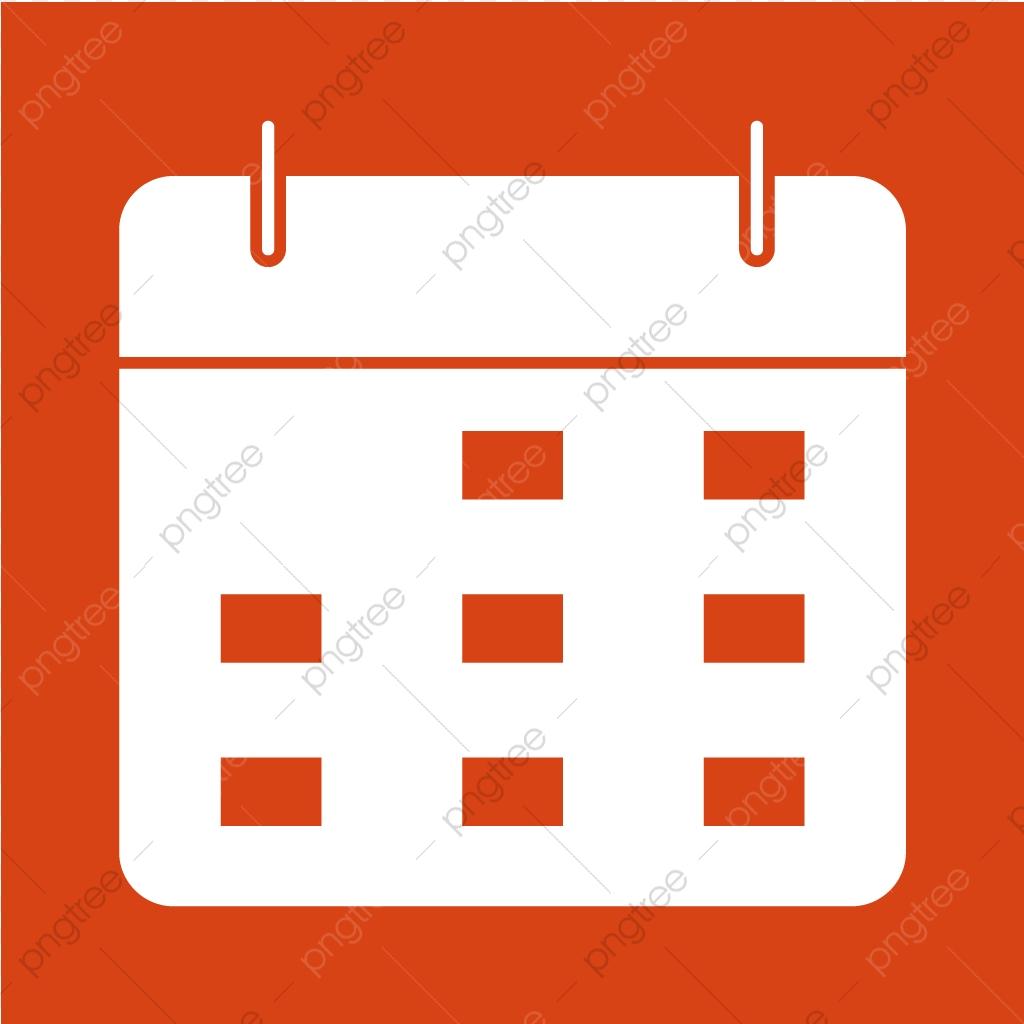 Vector Calendar Icon, Appointment, Calendar, Date Icon Png in Red Calendar Icon Png