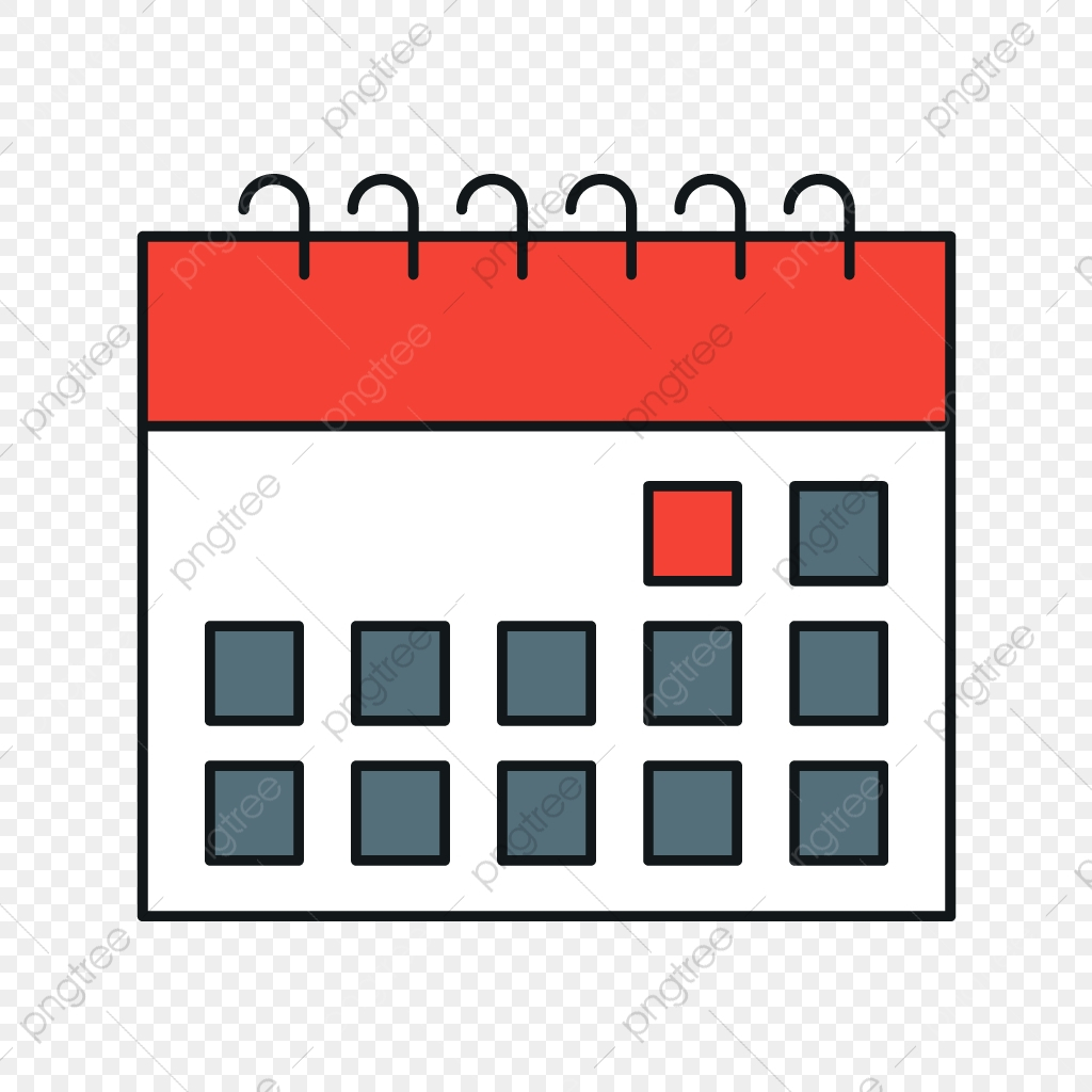 Vector Calendar Icon, Calendar, Month, Date Png And Vector for Calendar Icon Png