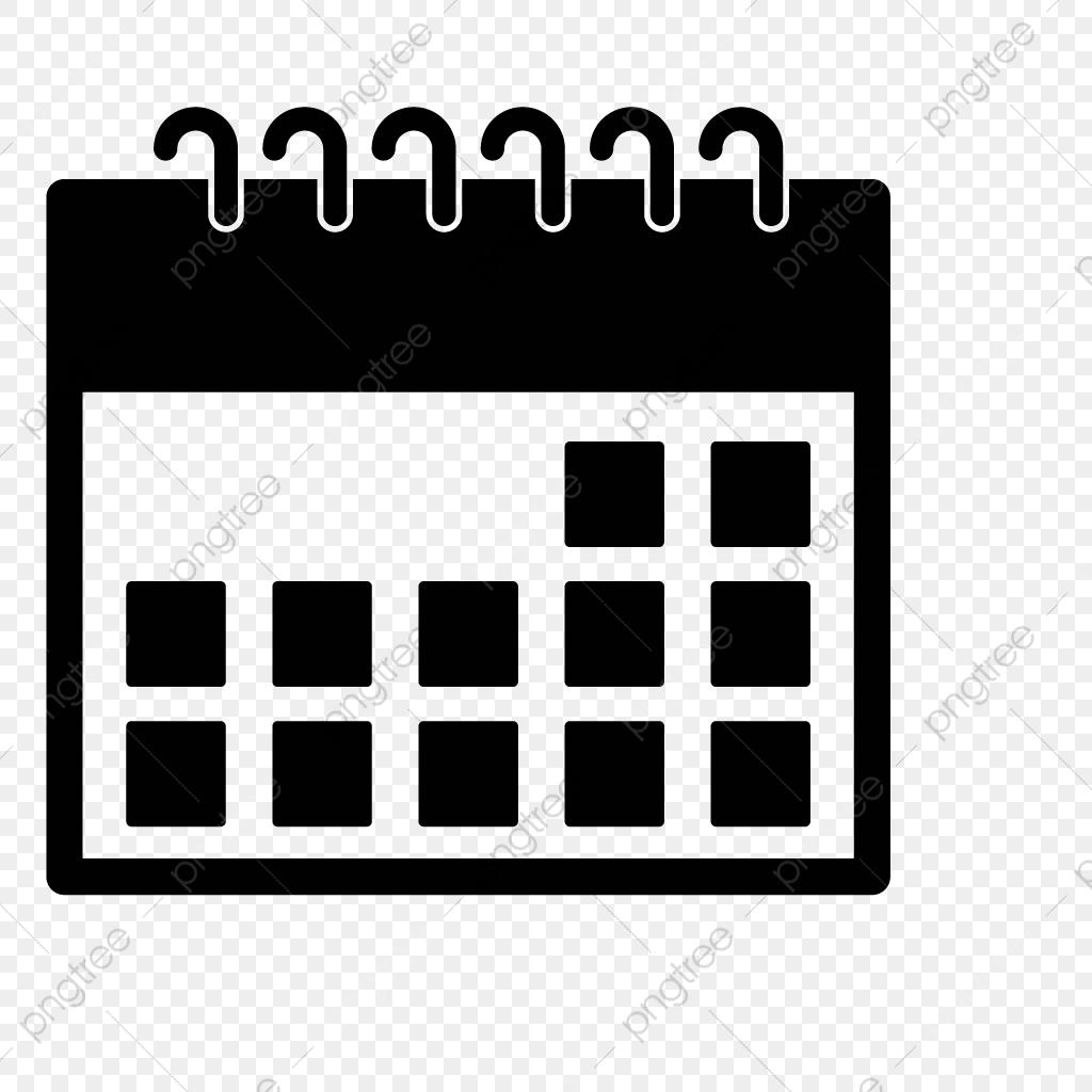 Vector Calendar Icon, Calendar, Month, Date Png And Vector with Icon Calendar Vector