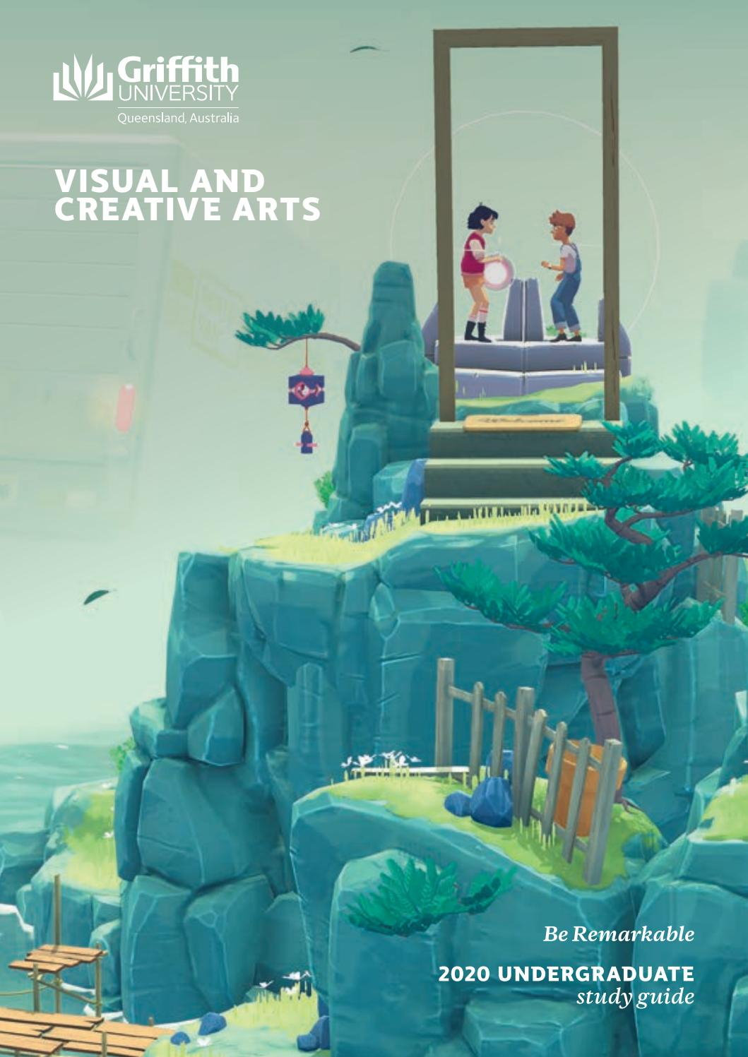 Visual And Creative Arts Study Guide 2020  Griffith in 2020 Qut Academic Calendar