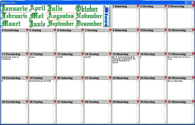 Visual Basic, Vb, Vbscript,free Source Code For The Taking regarding Vb6 Calendar Control