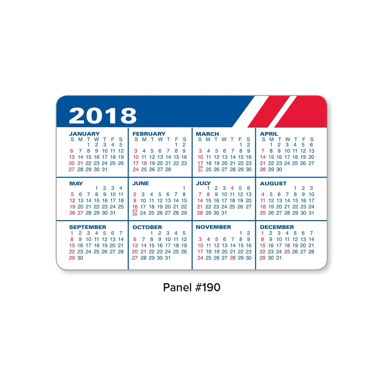 Wallet Size Calendar Cards | Jaguar Clubs Of North America inside Printable 2020 Wallet Calendar