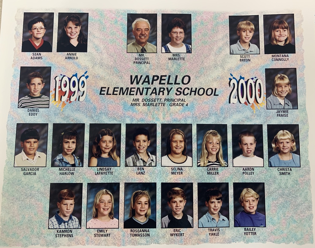 Wapello Community Schools inside J Hampton Moore School Calendar