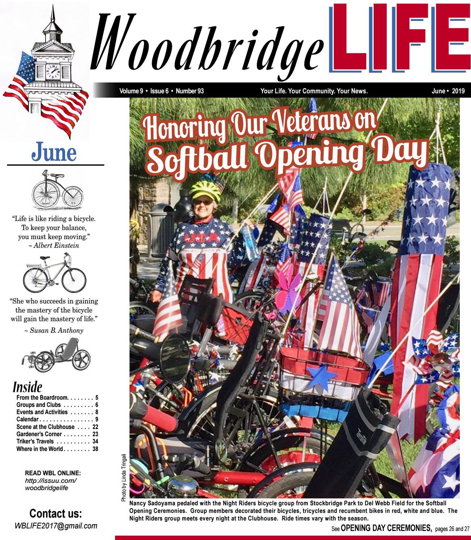 Wbl June 2019 By Woodbridge Life  Issuu within B Gale Wilson Calendar