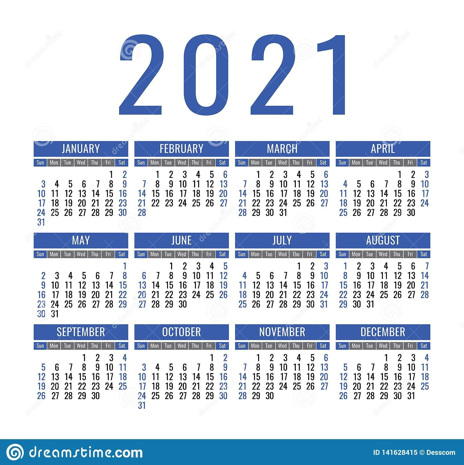 Week Calendar 2021 | Teekayshippingcorporation with regard to Broadcast Calendar 2021