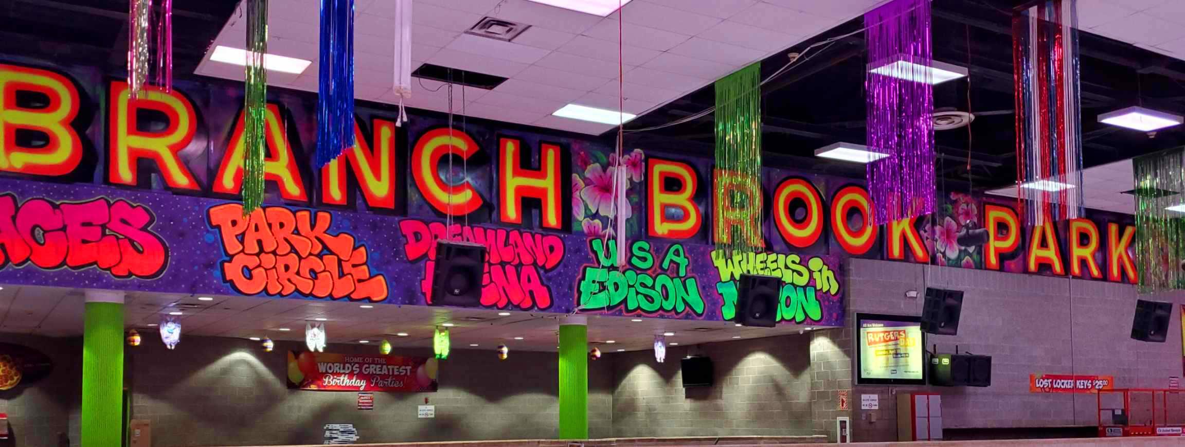 Welcome To Branch Brook Park Roller Skating Center! | Photos pertaining to Branch Brook Park Roller Skating Center
