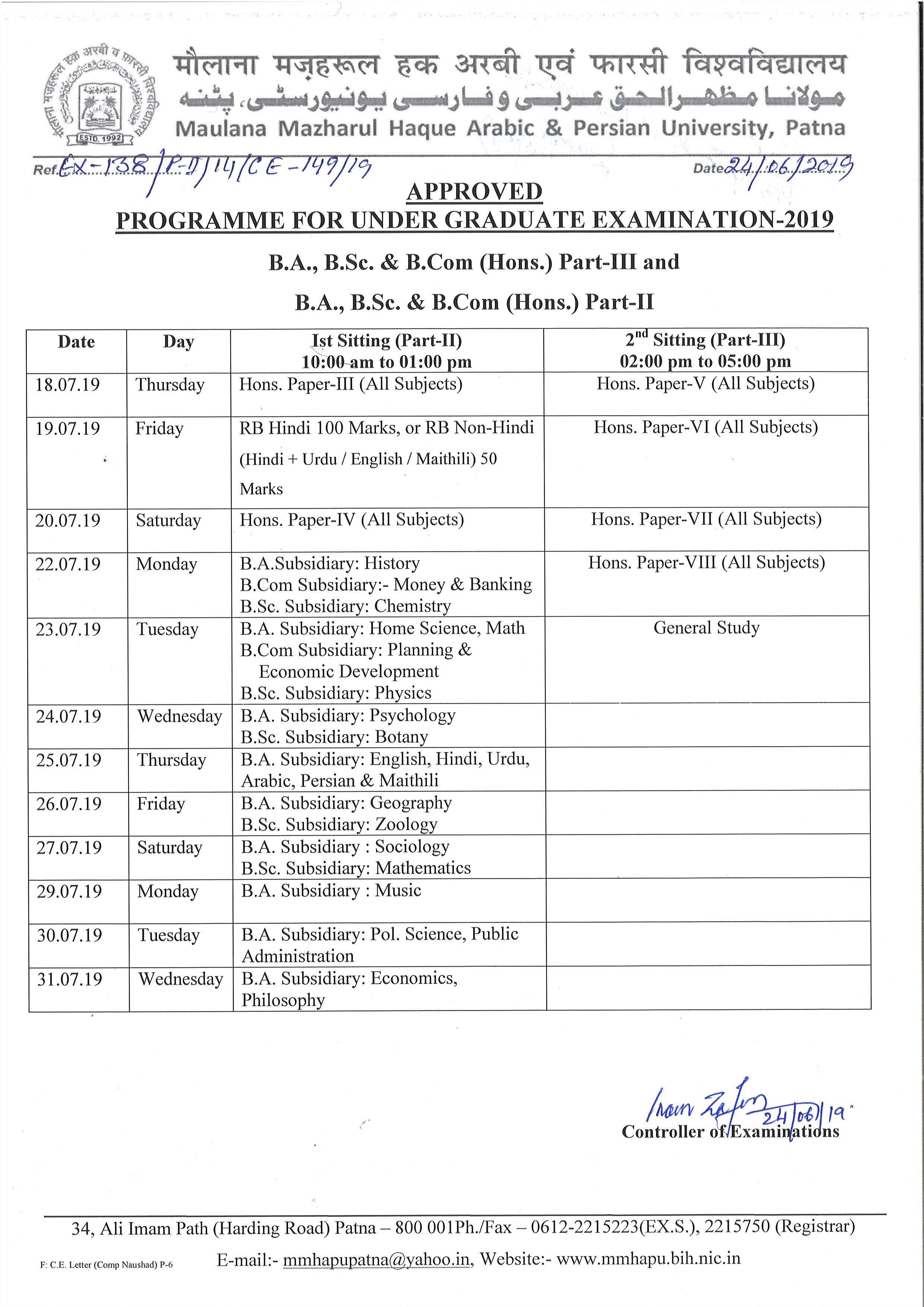 Welcome To The Official Website Of Maulana Mazharul Haque regarding Bihar Calendar 2017