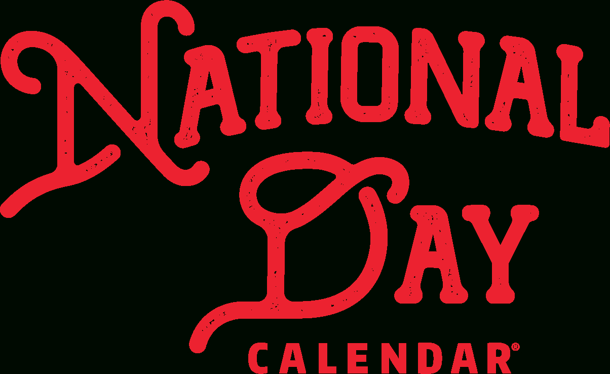 What National Day Are We Celebrating Today  National Day throughout National Day Calendar At A Glance