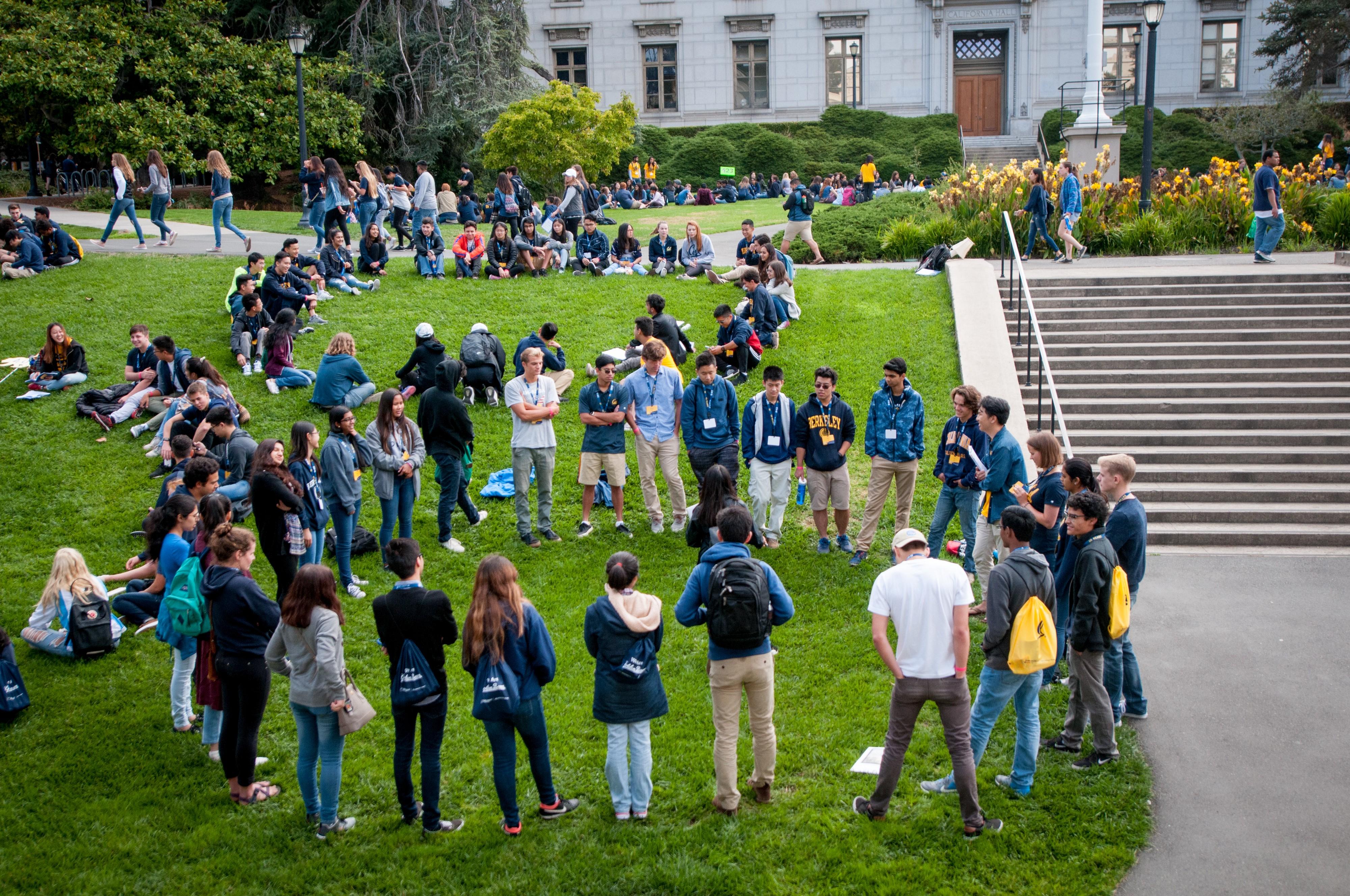 What To Expect During Golden Bear Orientation  Uc Berkeley for Uc Berkeley Academic Schedule