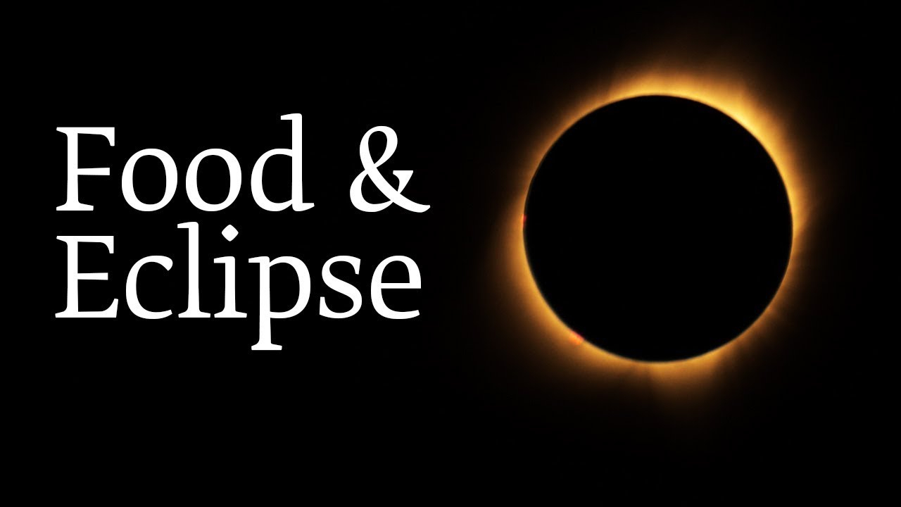 Why Eating Food During A Lunar Eclipse (Chandra Grahan) Is in Isha Lunar Calendar