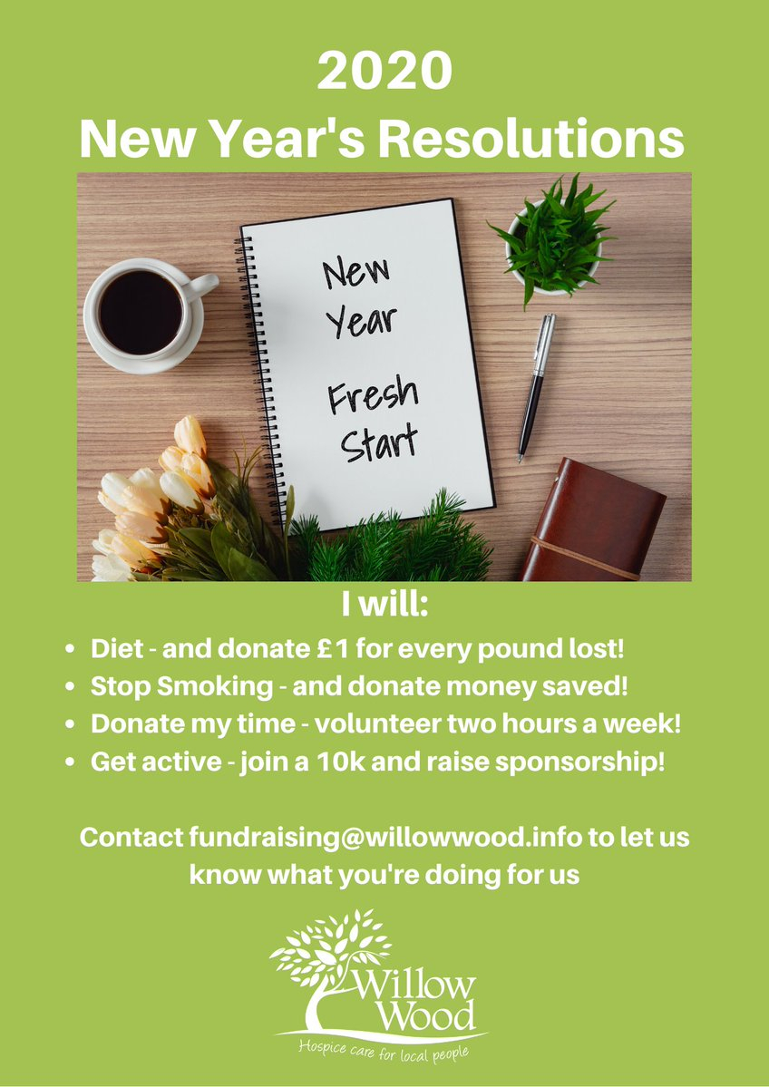 """Willow Wood On Twitter: """"are You Trying #dryjanuary? Why Not throughout Hospice Week 2020"""