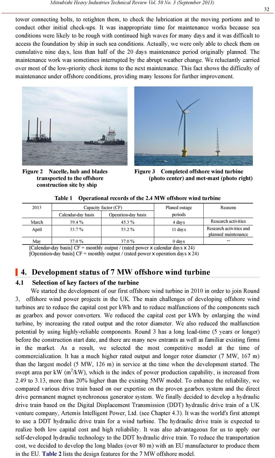 Wind Power Generation  Development Status Of Offshore Wind inside Offshore Rotation Calendar