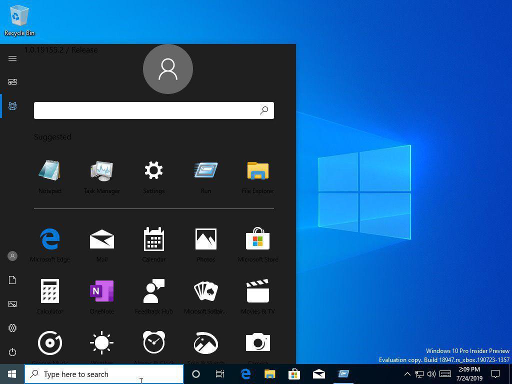 Windows 10 Получает Новое Меню «Пуск» (Снова). Gek in Calendar Gadget Windows 10