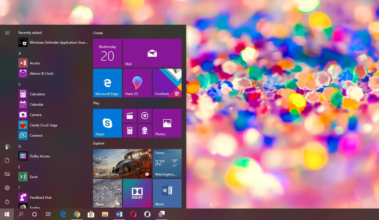 Windows 10 Получила Кумулятивные Обновления Kb4489894 within Calendar Gadget For Windows 10