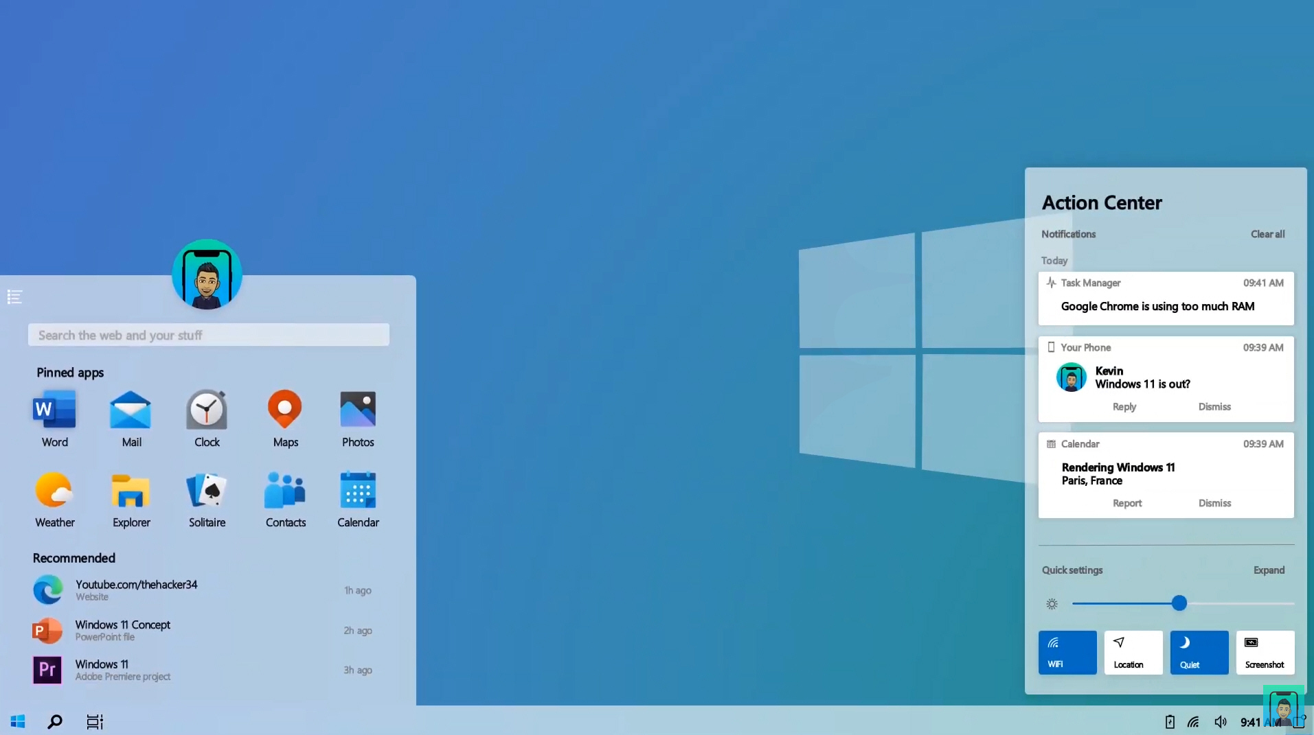 Windows 11 Is The Microsoft Operating System We Need! | Betanews regarding Calendar Creator Windows 10