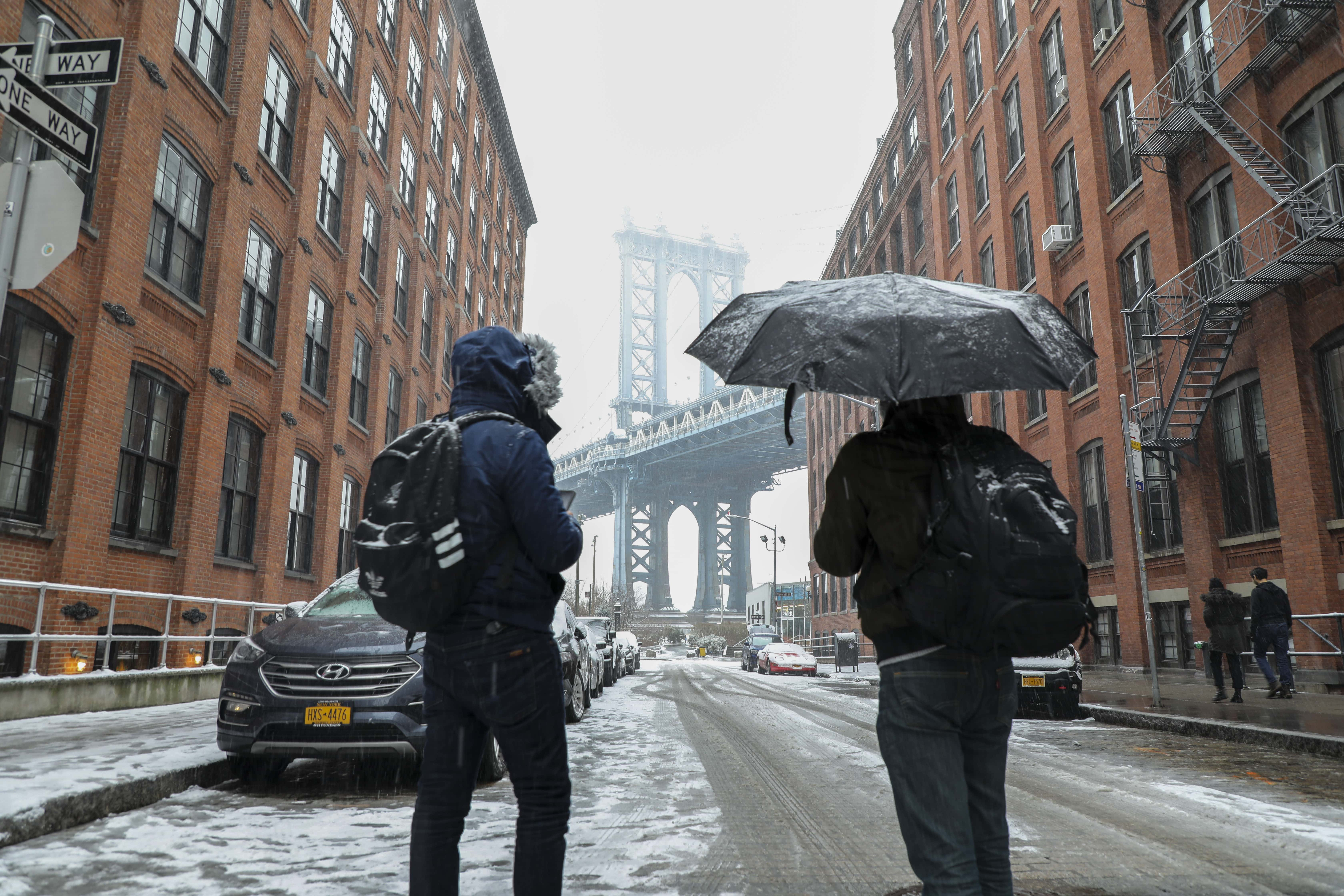 Winter Storm Moves Out, Nyc Alternate Side Parking Rules in Nyc Alternate Side Parking Calendar 2020