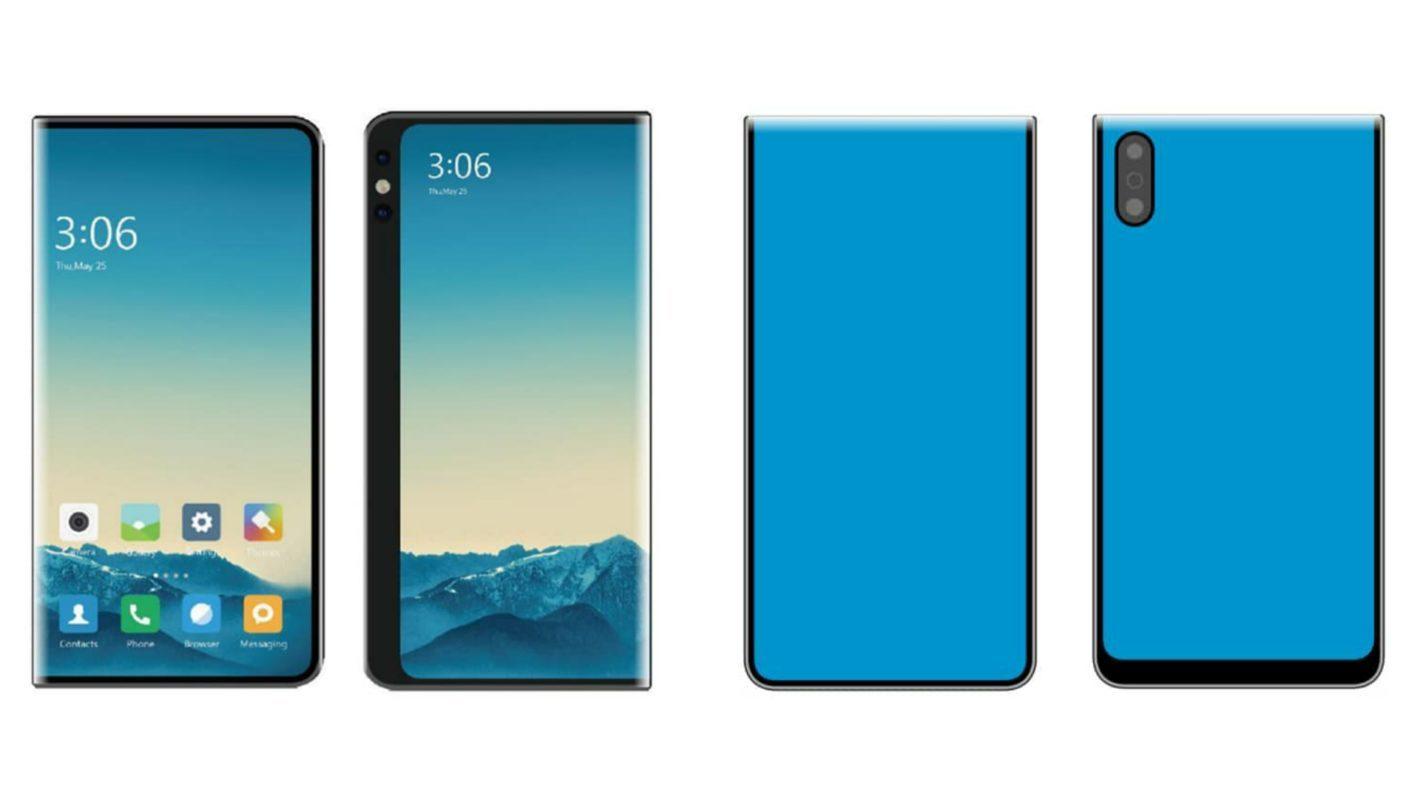 Xiaomi Запатентовала Сразу Два Складных Смартфона regarding Lumba Kuda Calendar 2020