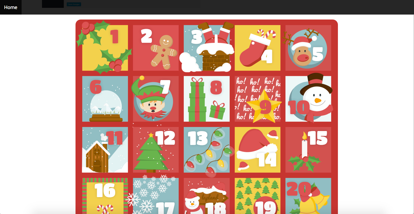 Xmas Advent Calendar  WordPress Plugin for Advent Calendar WordPress Plugin