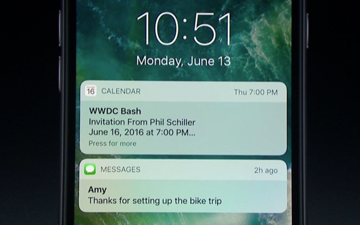 Your Iphone's Lock Screen Is Getting Better Widgets throughout Calendar On Lock Screen Iphone