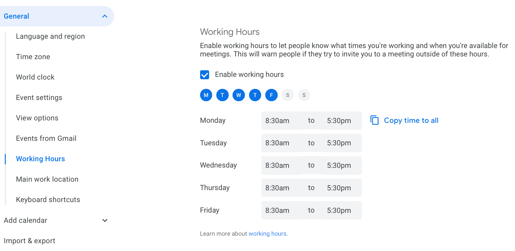10 Google Calendar Tips To Master Of Your Schedule | Time throughout 15 Minute Time Slots Google Calendar