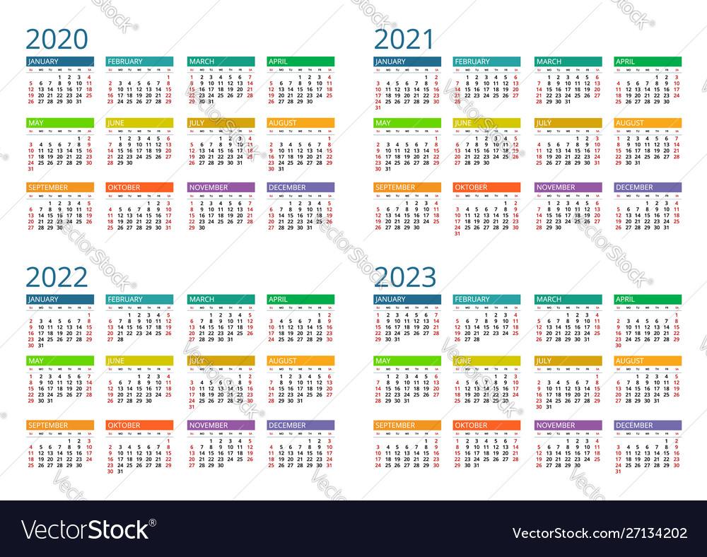 Cal Poly 2022 2023 Calendar.2021 Calendar Vector Free Calendar For Planning