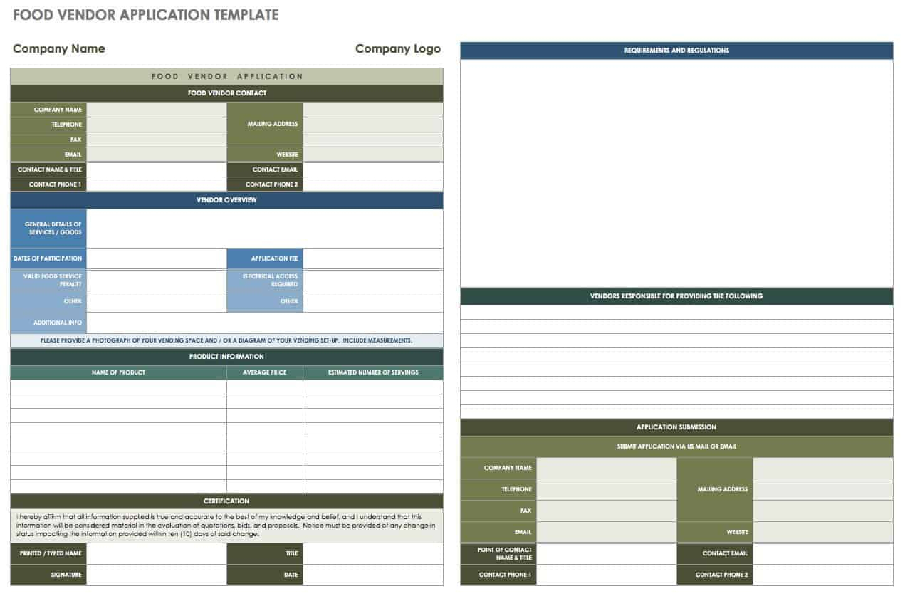 21 Free Event Planning Templates | Smartsheet within Conference Planning Worksheet