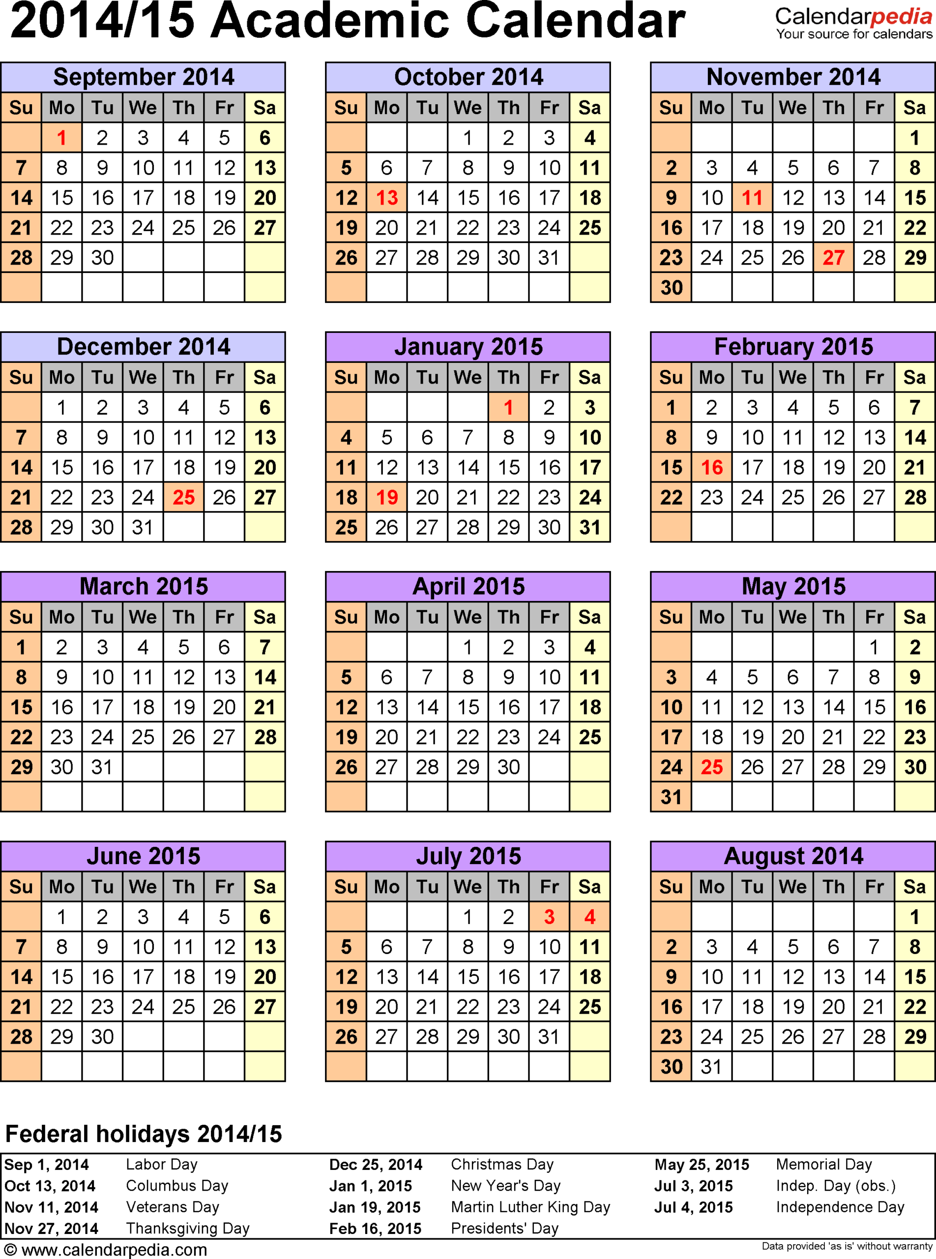 Academic Calendarcds | Department Of Education in Augusta County School Calendar