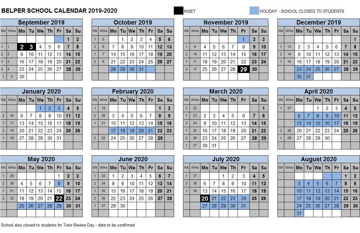 Barr Beacon Calendar | Calendar For Planning throughout Barr Beacon School Calendar