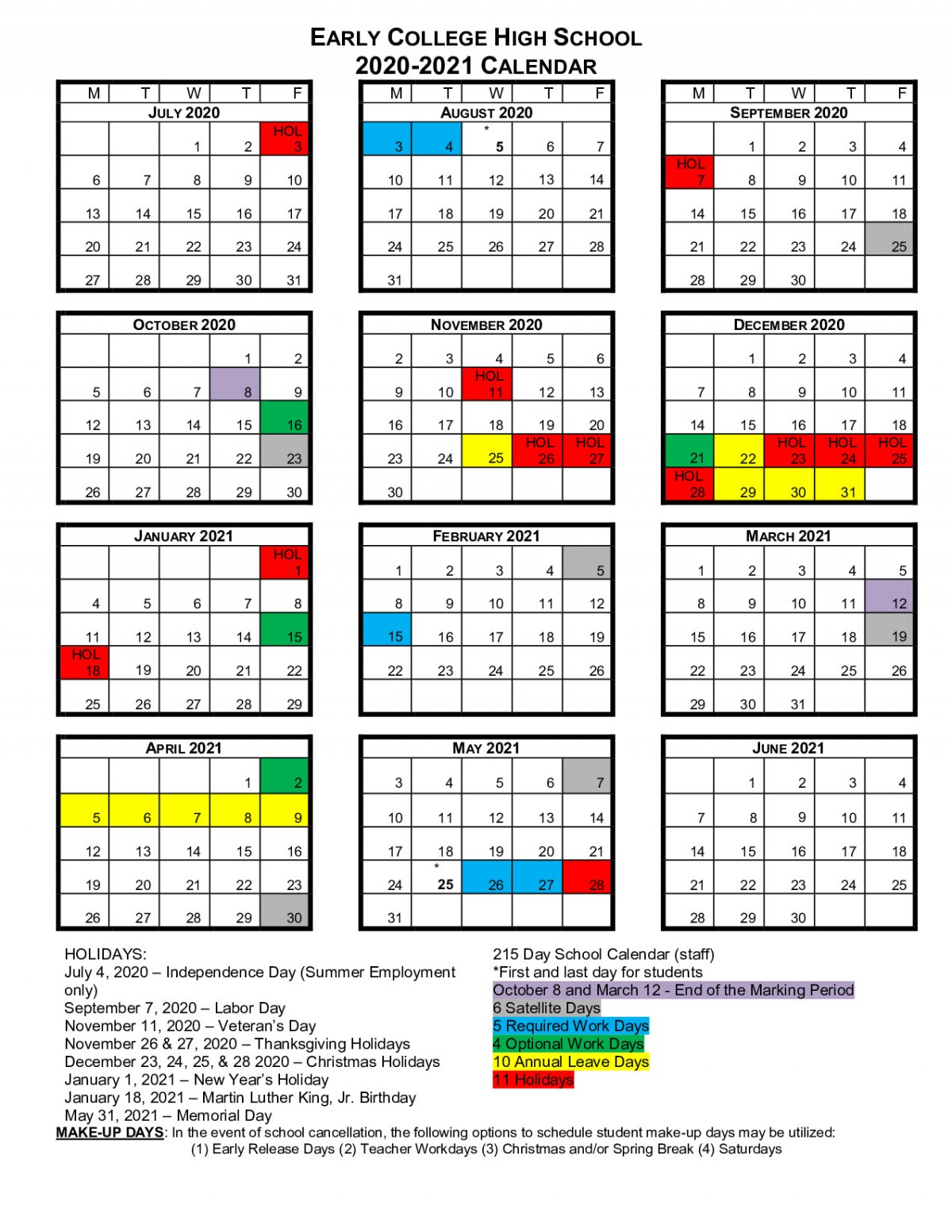 Bcs School Calendars | Beaufort County Schools regarding Augusta County School Calendar