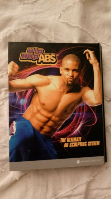 Beachbody Shaun T'S Hip Hop Abs 3 Disc Complete Set Unused regarding Hip Hop Abs Hips Buns And Thighs