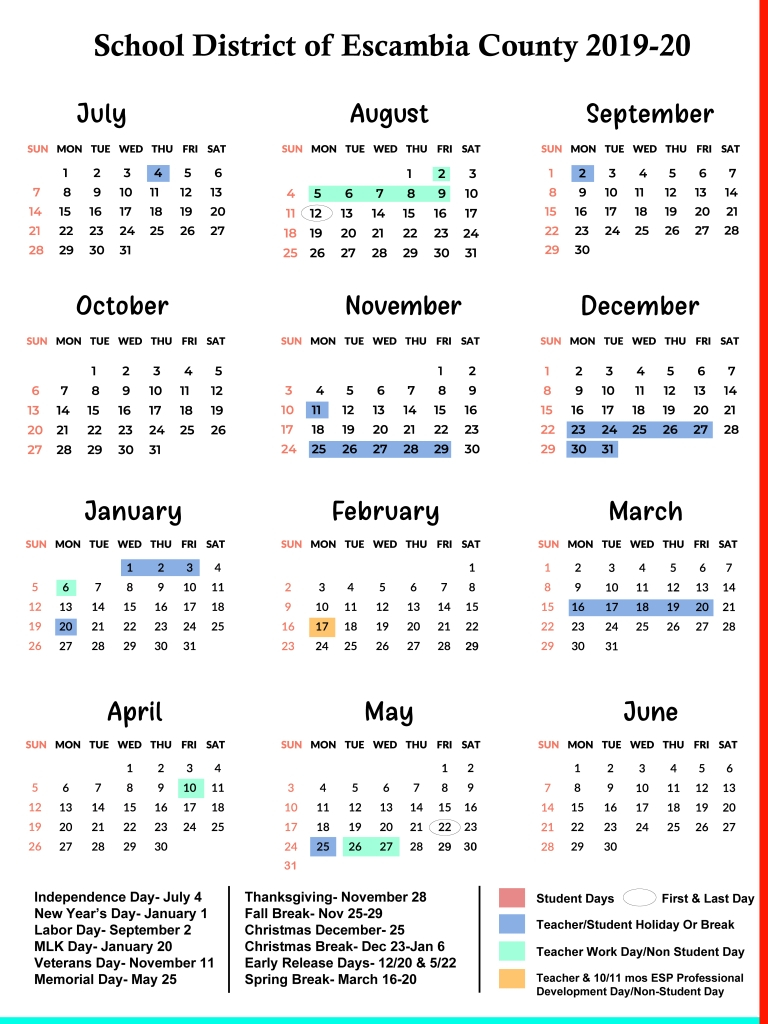Berkeley Academic Calender 20192020  Calendar Inspiration inside Berkeley Academic Calendar