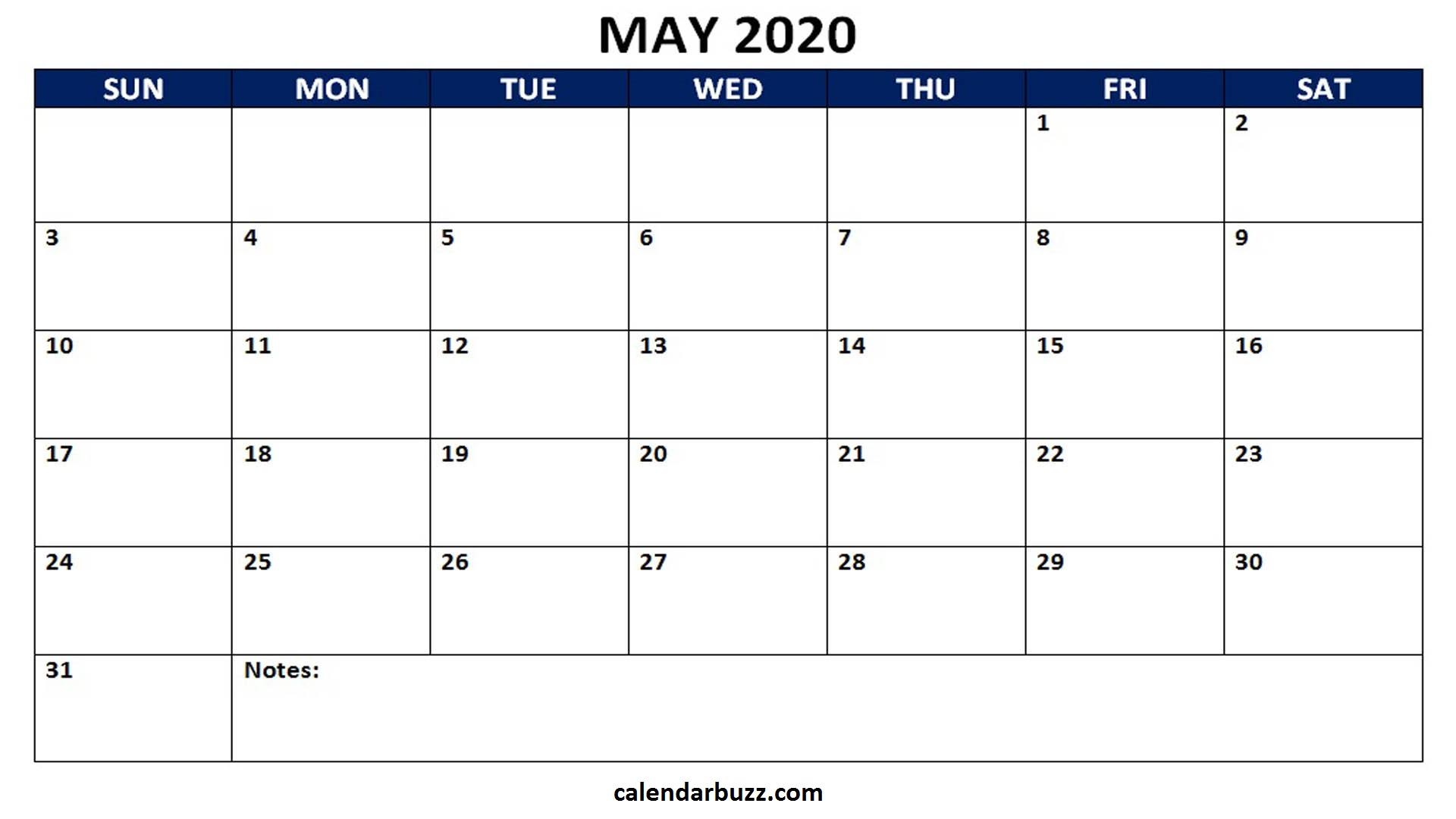 Blank 2020 Calendar Printable Monthly Word Templates for Microsoft Word Templates Calendar