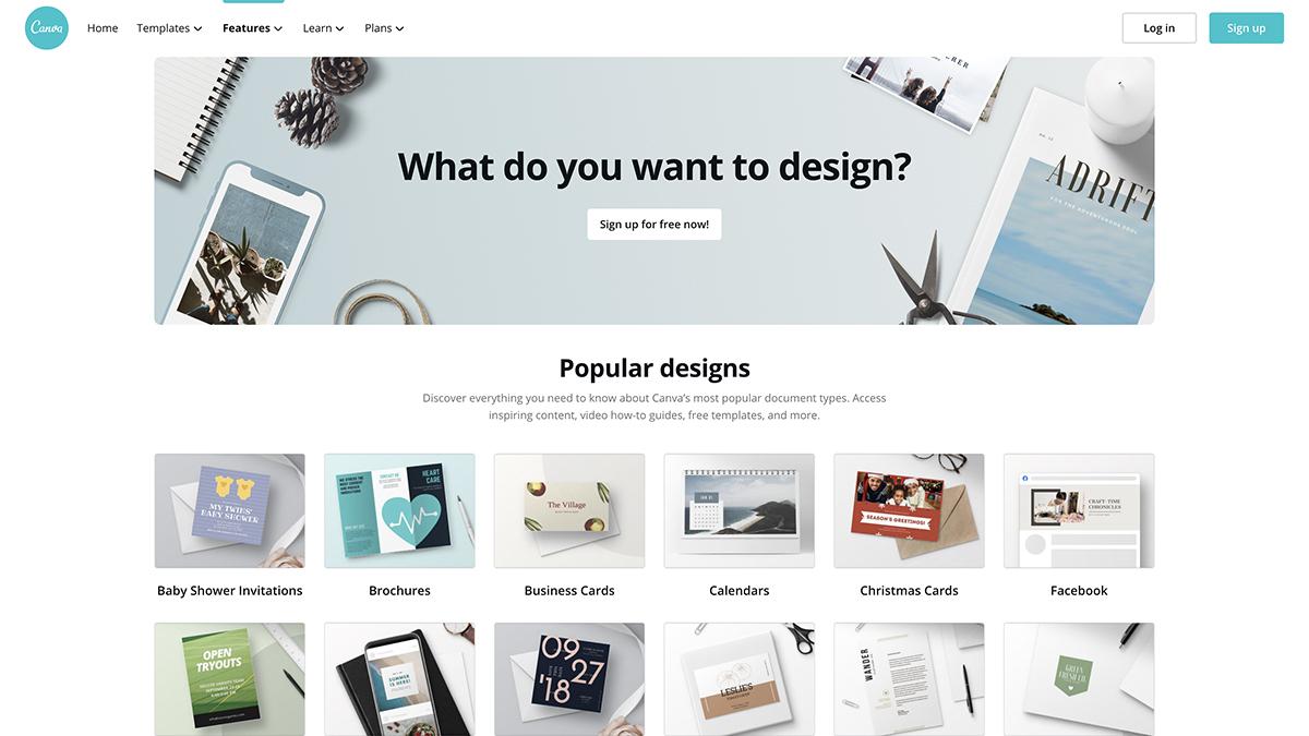 Canva Design App Review | Techradar throughout Canva Calendar Maker