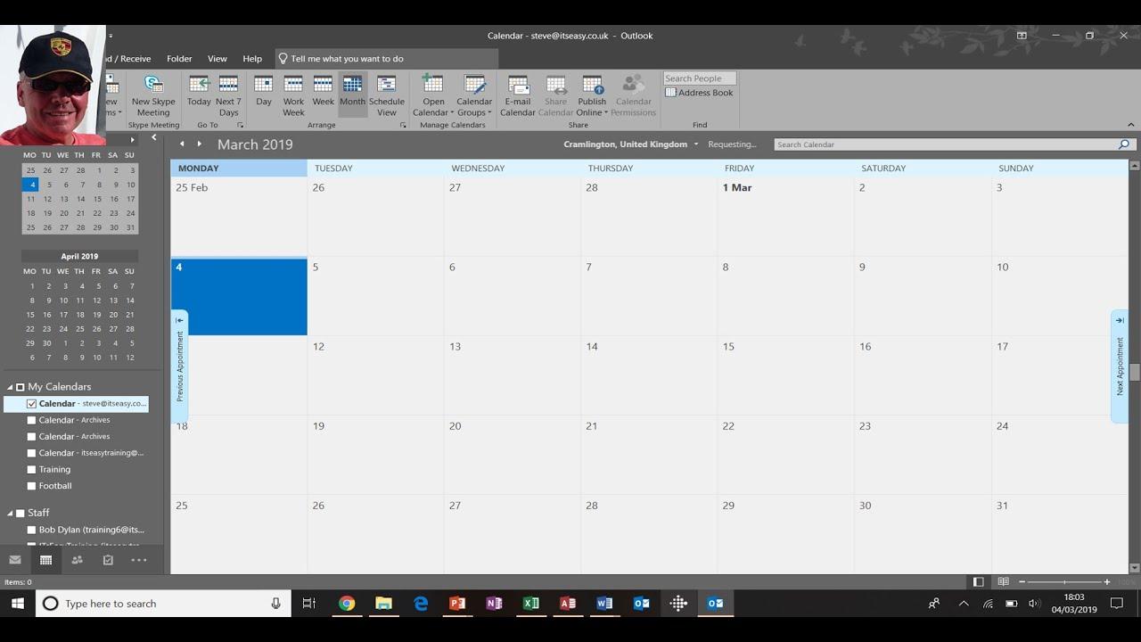 Conditional Formatting In Outlook Calendars And Other Views throughout Conditional Formatting Outlook Calendar