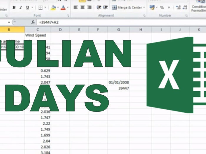 Converting Julian Days Into Date And Time In Excel inside Convert From Julian Date To Calendar Date In Excel