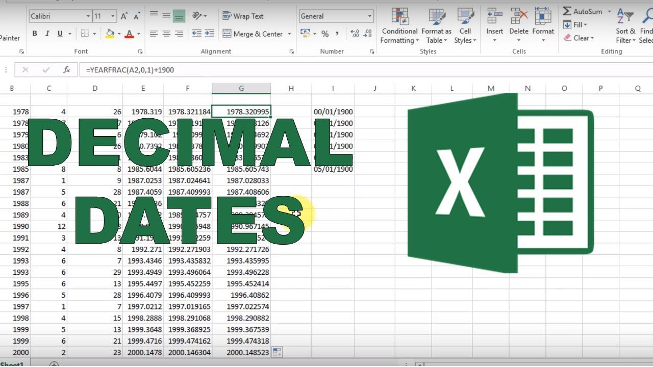 Converting Julian Days Into Date And Time In Excel regarding Convert Julian Date To Calendar Date Excel