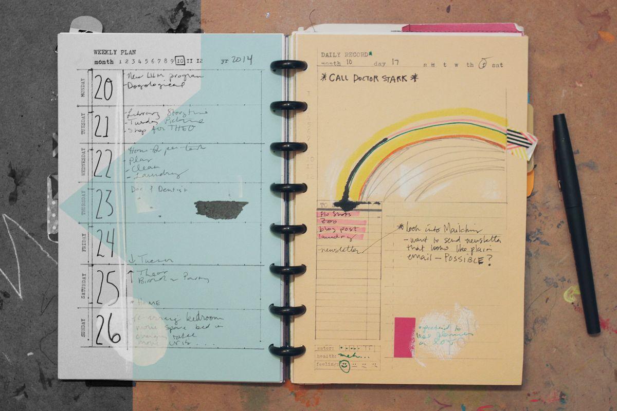 Day, Week, Month  5.5 X 8.5 Templates ⋆ Amanda Hawkins for 5.5 X 8.5 Calendar Template