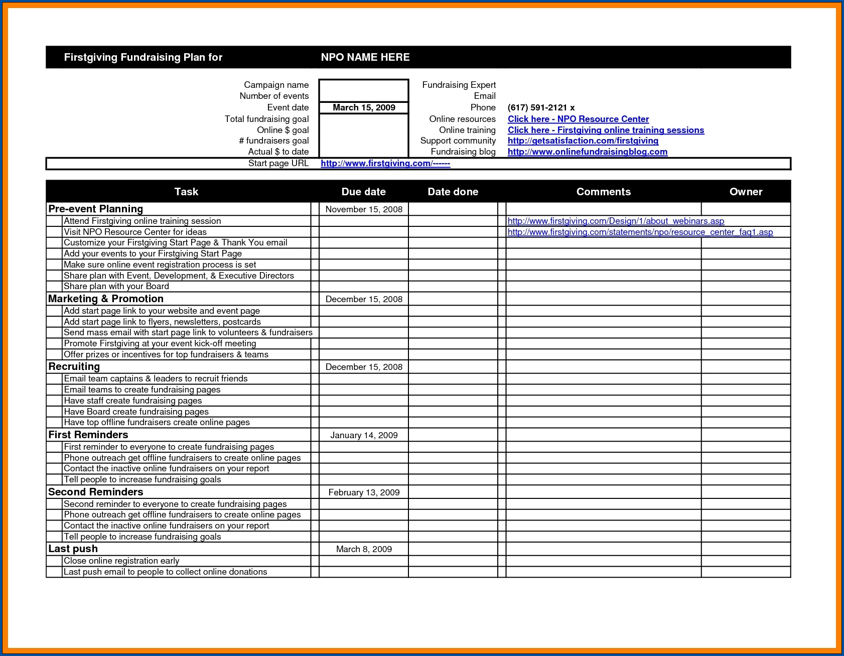 √ Free Printable Conference Planning Checklist Template throughout Conference Planning Worksheet