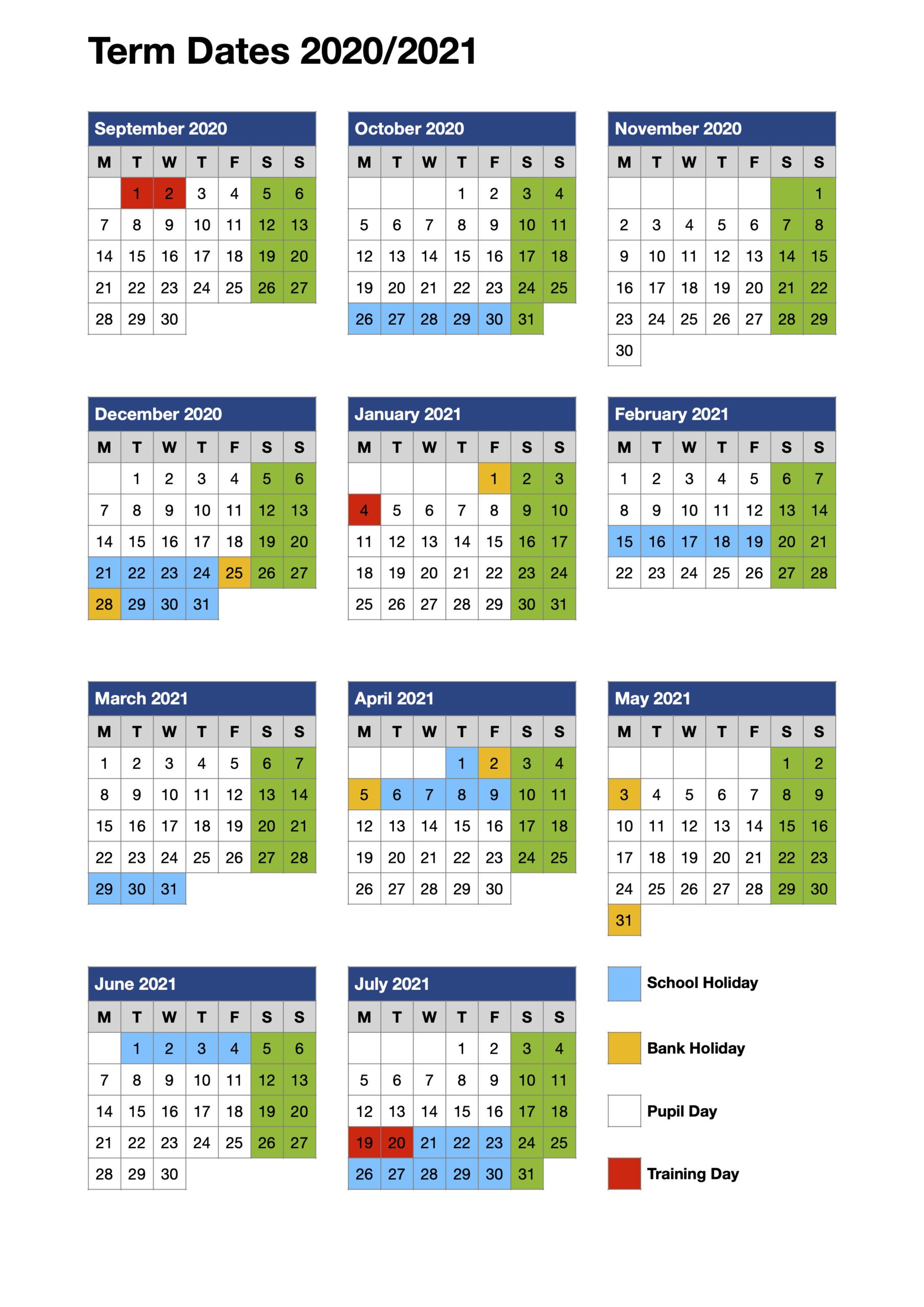 Ecton Village Primary Academy  2021 Term Dates regarding Barr Beacon School Calendar