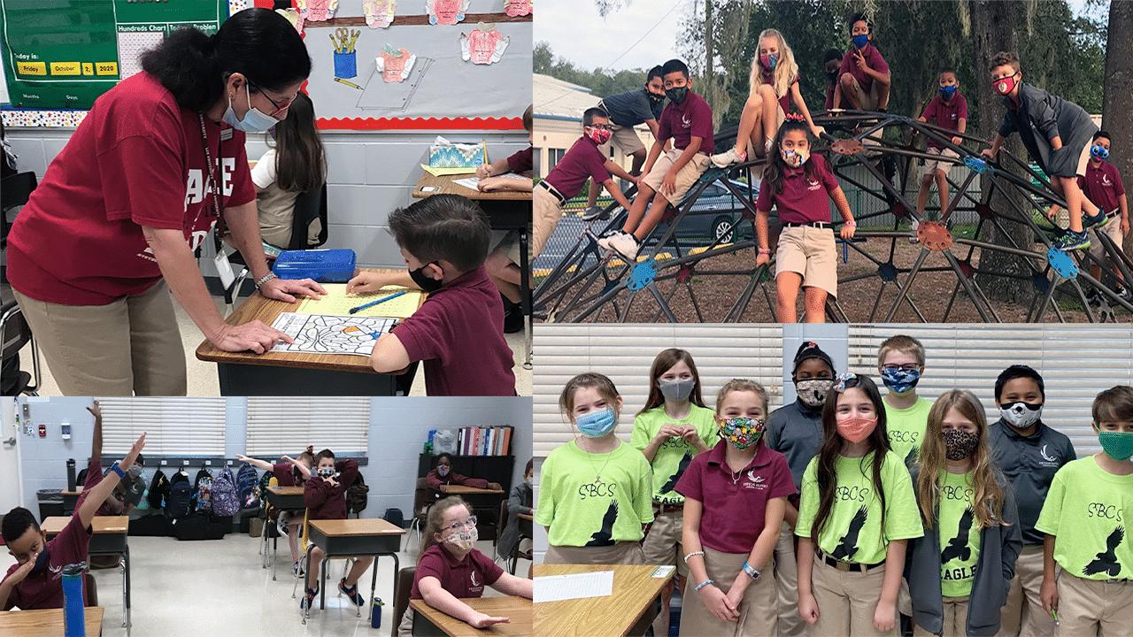 Elementary Program – Stetson Baptist Christian School with Stetson Baptist Christian School Calendar