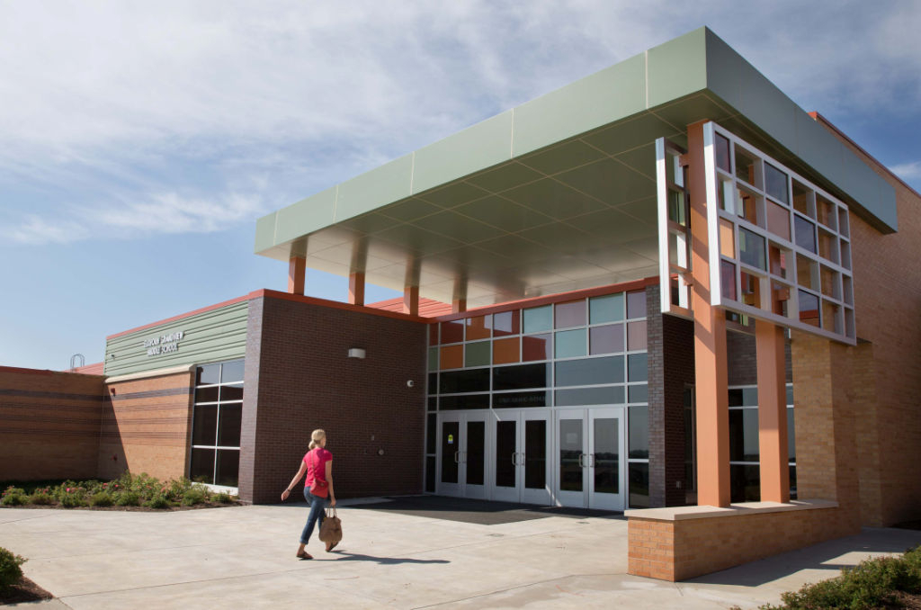 Elkhorn Prepares For Opening Of District'S Fourth Middle for Grandview School District Calendar
