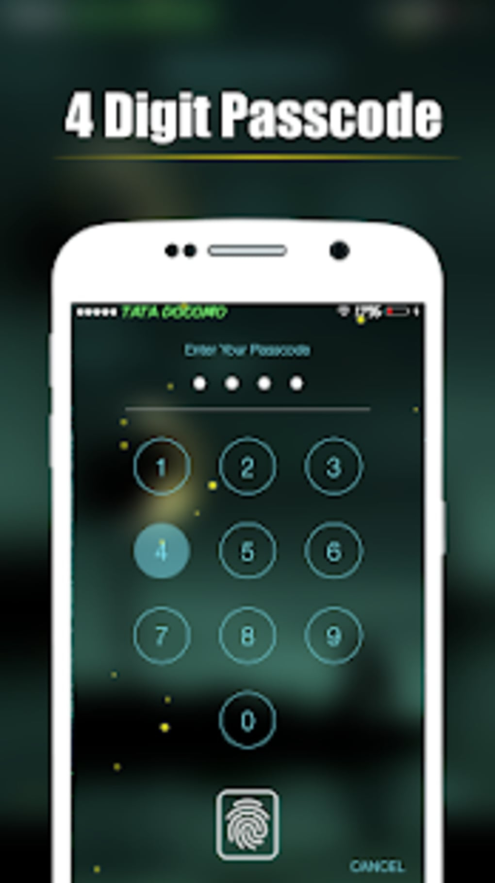 Fingerprint Lock Screen Prank Apk For Android  Download intended for Lock Screen Countdown Android