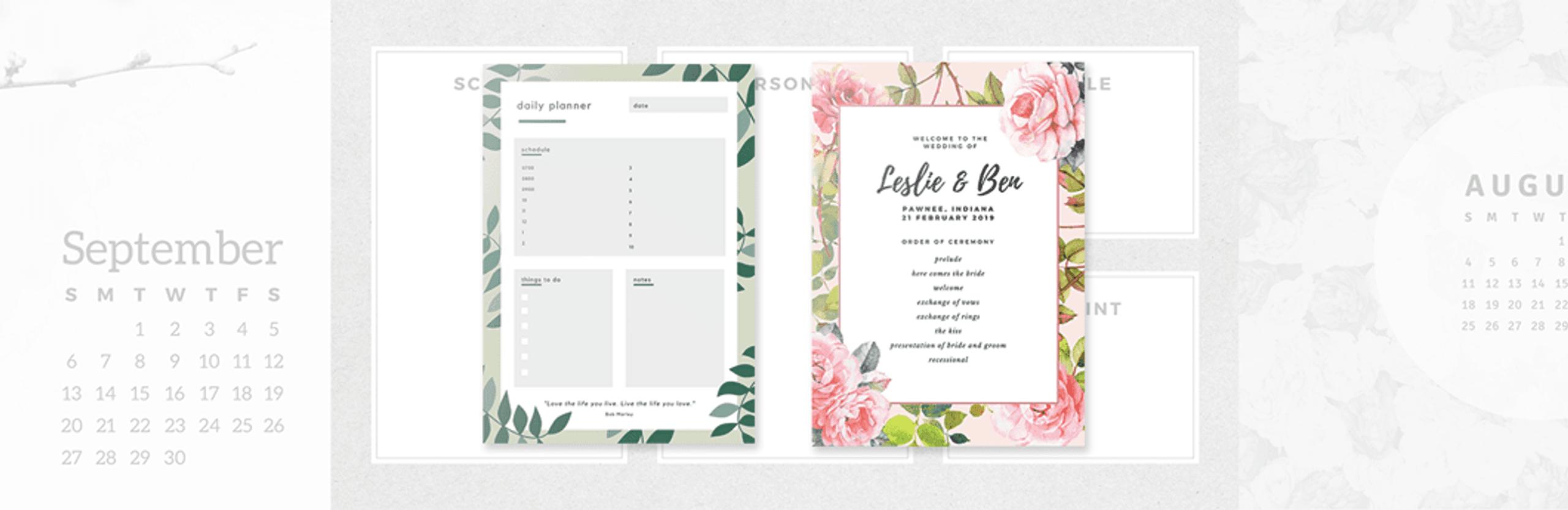 Free Online Calendar Maker: Design A Custom Calendar  Canva with regard to Canva Calendar Maker