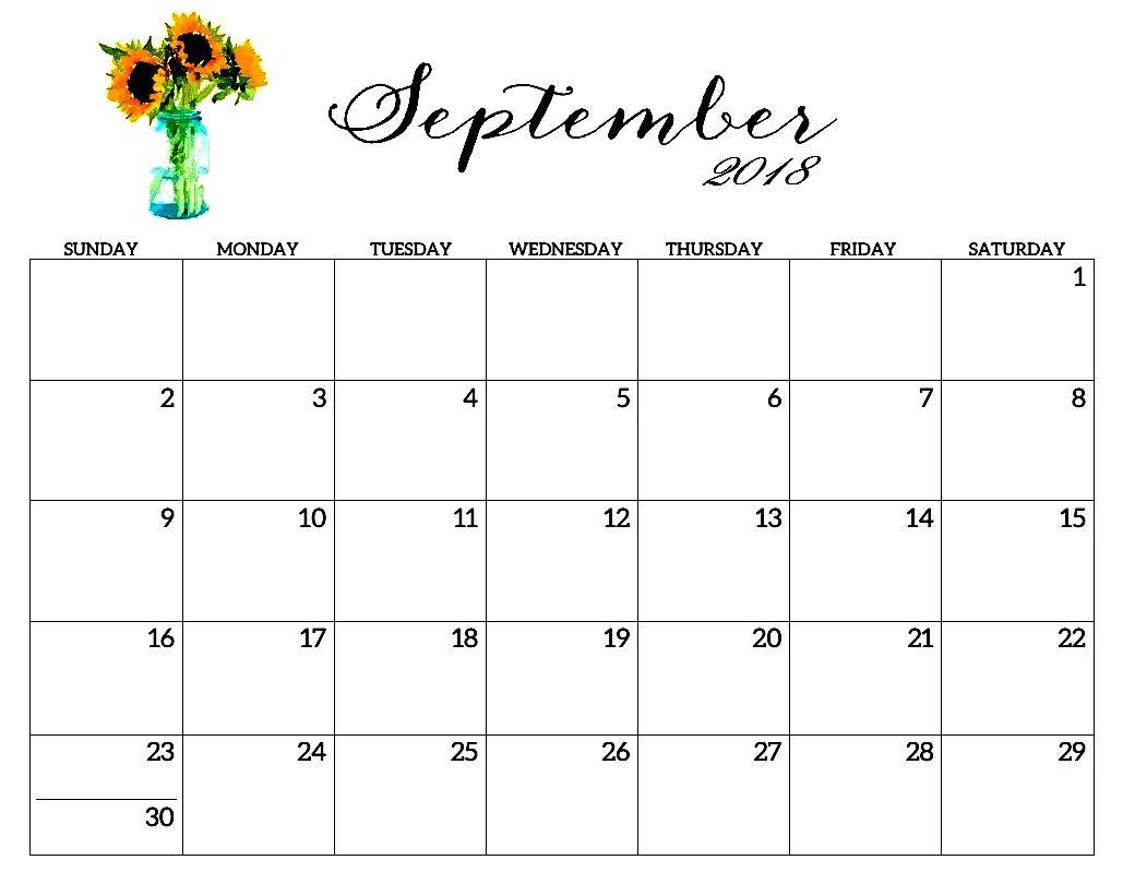 Free Printable Calendar September Outlook Template Free intended for September Blank Calendar