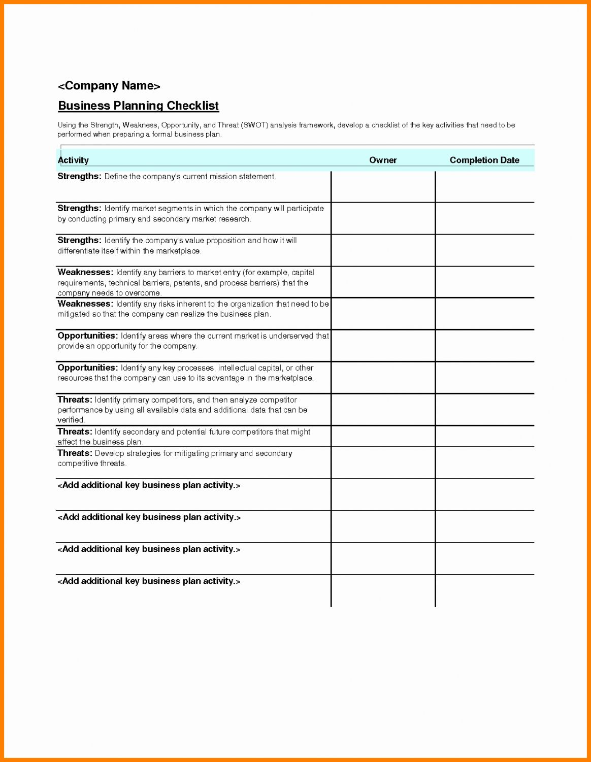 Get Our Sample Of Corporate Event Checklist Template In 2020 for Corporate Event Planning Checklist Template